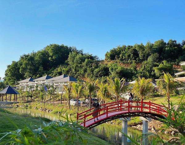 Có một ngôi làng Nhật Bản giữa thung lũng Hòa Bình