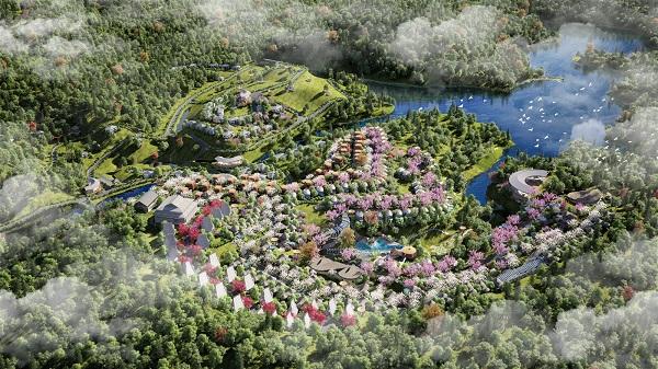 Sakana Hòa Bình - BW Premier Collection: Tuyệt tác giữa núi rừng thiên nhiên
